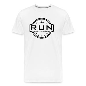 Rank Up Now - Lifestylepreneurs - Men's Premium T-Shirt