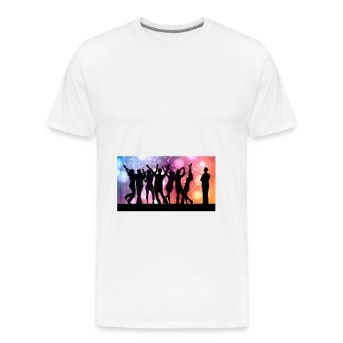 party - Men's Premium T-Shirt