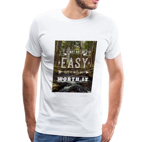 Image 20180305 220908 - Men's Premium T-Shirt