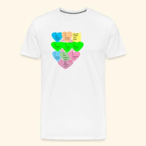 LogoOfLifeDesigns - Men's Premium T-Shirt