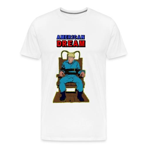 American dream, impeach #45. - Men's Premium T-Shirt