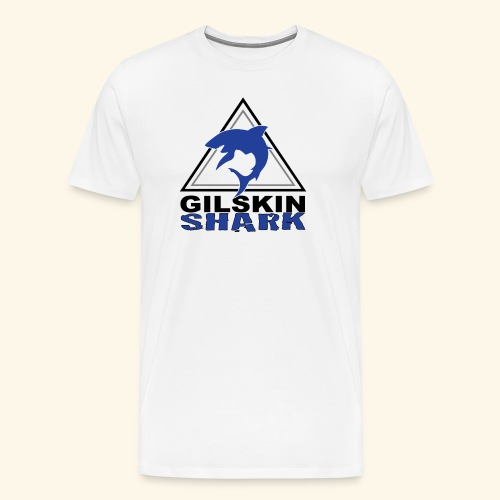 Gilskin Shark-T Shirt - Men's Premium T-Shirt