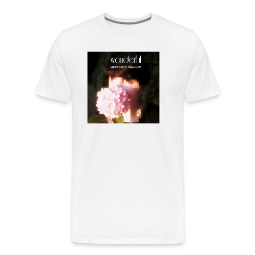WONDERFUL OFFICIAL ALBUM ART - Men's Premium T-Shirt