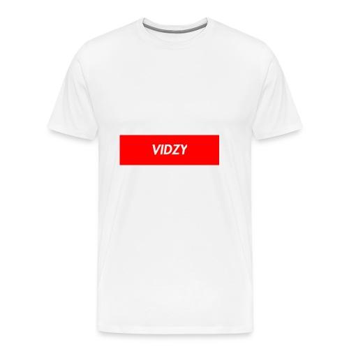 Vidzy - Men's Premium T-Shirt