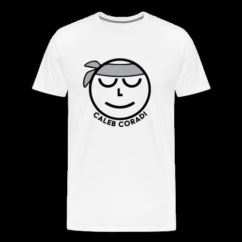 Caleb Coradi Ninja Logo - Men's Premium T-Shirt