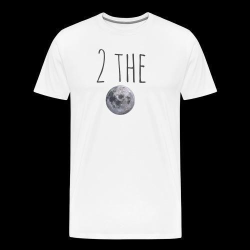 2themoon Tee - Men's Premium T-Shirt