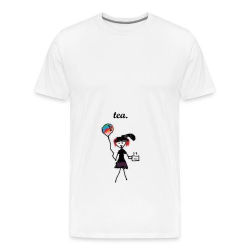 Tea - Men's Premium T-Shirt