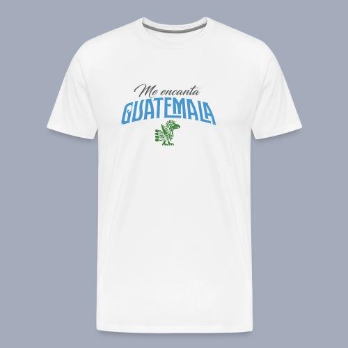 Me Encanta Guatemala – drk - Men's Premium T-Shirt