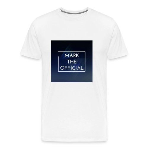 Mark the official - Men's Premium T-Shirt