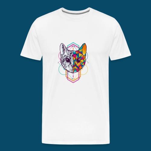 Animal style originates - Men's Premium T-Shirt