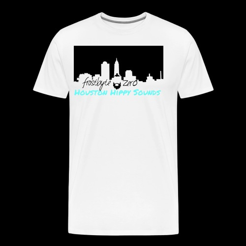 Frostbyte Zer0 Houston Hippy Sounds - Men's Premium T-Shirt
