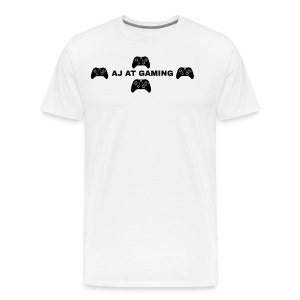 AJ AT GAMING GAMER - Men's Premium T-Shirt