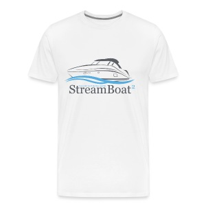 Streamboat 2 - Men's Premium T-Shirt