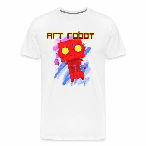 Art Robot - Men's Premium T-Shirt