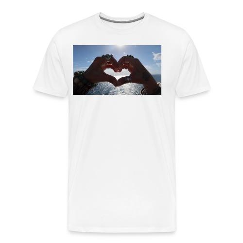 Heart of the Ocean - Men's Premium T-Shirt