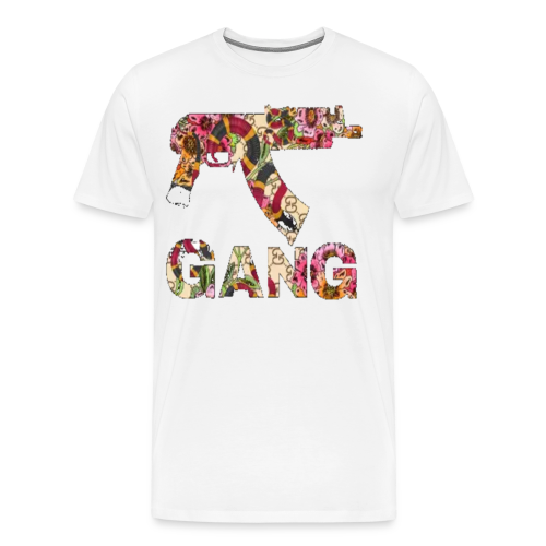 Gang UZI - Men's Premium T-Shirt