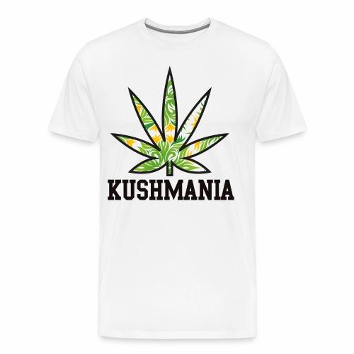 KushMania - Men's Premium T-Shirt