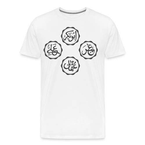 khulafaur - Men's Premium T-Shirt