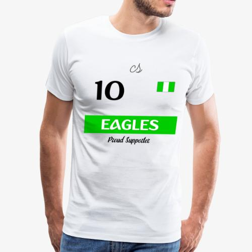 Nigerian Jersey T-Shirt 2018 - Men's Premium T-Shirt