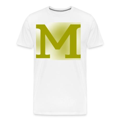 Gold M - Men's Premium T-Shirt
