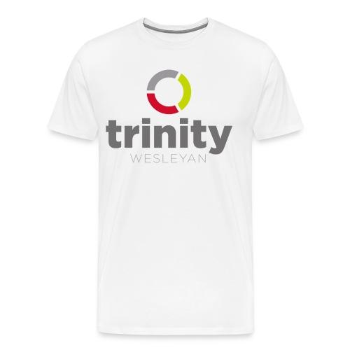 Trinity Logo - Men's Premium T-Shirt