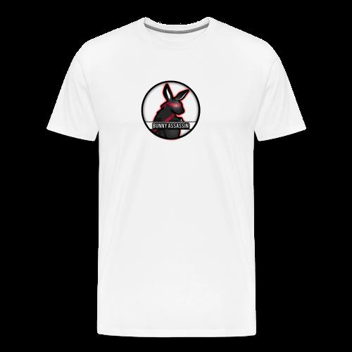 Bunny Assassin Logo - Men's Premium T-Shirt