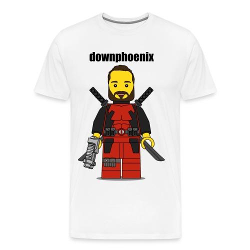 Downphoenix Shirt - Men's Premium T-Shirt