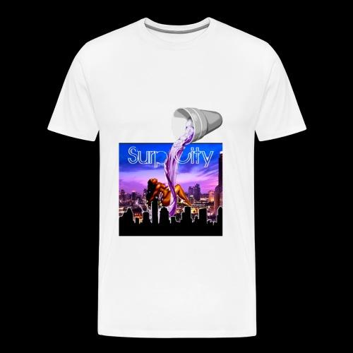 Surp City - Men's Premium T-Shirt
