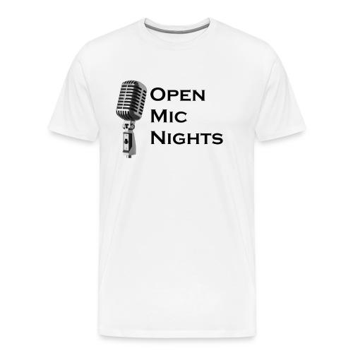 Open Mic Nights - Men's Premium T-Shirt