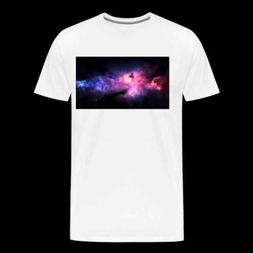 Galactic Wave - Men's Premium T-Shirt