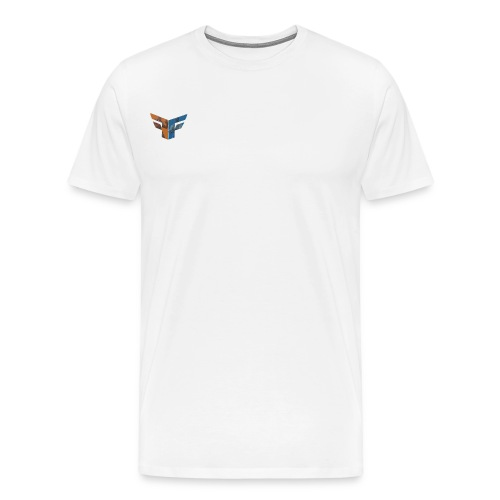 Focus Logo - Men's Premium T-Shirt