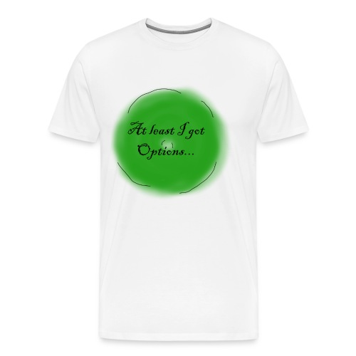 options - Men's Premium T-Shirt