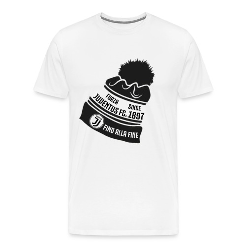 Juventus headgear - Men's Premium T-Shirt