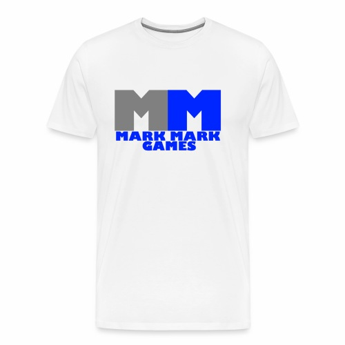 Mark Mark Games - Men's Premium T-Shirt