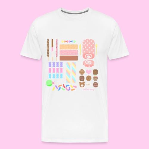 Sweet Tooth Survival Kit - Men's Premium T-Shirt