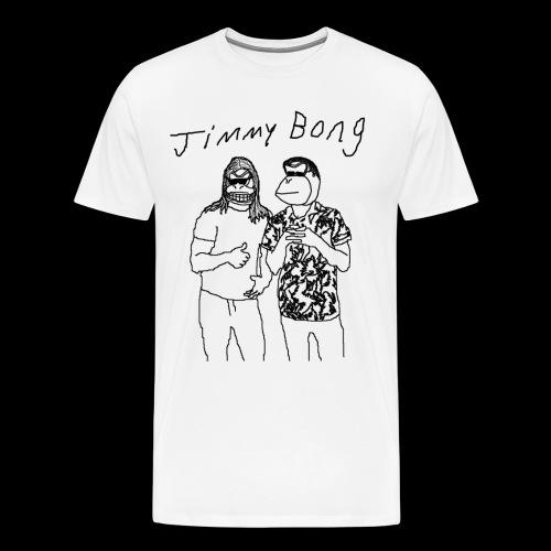 jimmy bong bros - Men's Premium T-Shirt