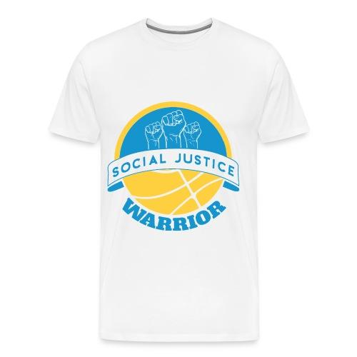 SJW - 2 - Men's Premium T-Shirt