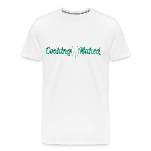Cooking Naked T-Shirts & Tanks - Men's Premium T-Shirt