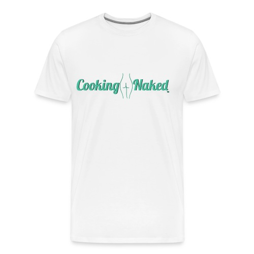Cooking Naked T-Shirts & Tanks - Men's Premium T-Shirt