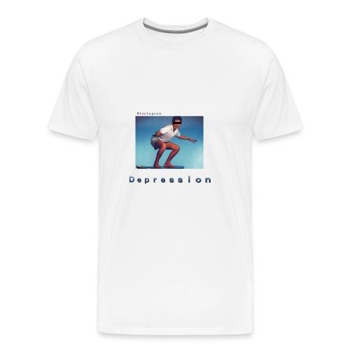Depression album merchandise - Men's Premium T-Shirt