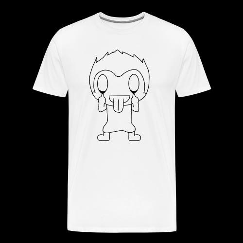 Childish Munki - Men's Premium T-Shirt
