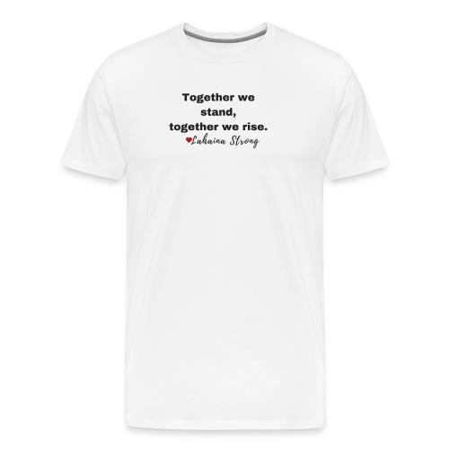 MAUI LOVE - Men's Premium T-Shirt