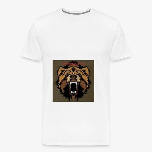 TheGrizzlyOne's Merch - Men's Premium T-Shirt