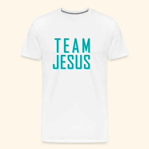 Team Jesus - Men's Premium T-Shirt