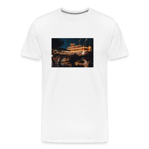 Peaceful Night - Men's Premium T-Shirt