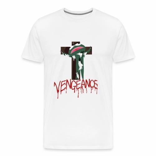 Artemis Clyde frog - Men's Premium T-Shirt