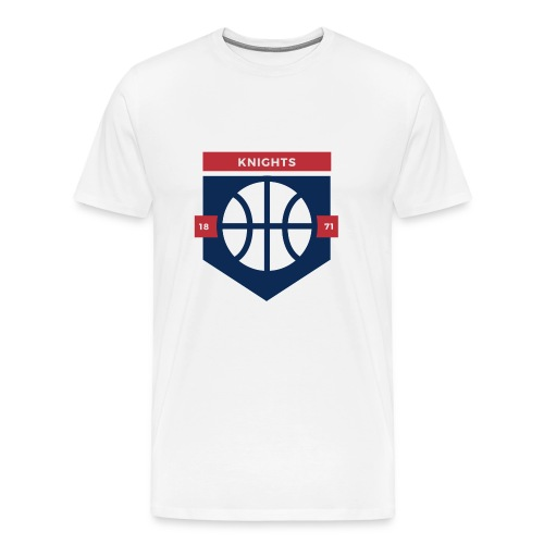 Basketball design - Men's Premium T-Shirt