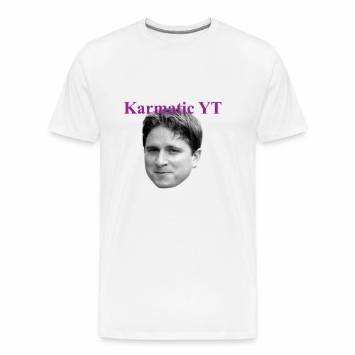Kappa with Karmatic YT - Men's Premium T-Shirt