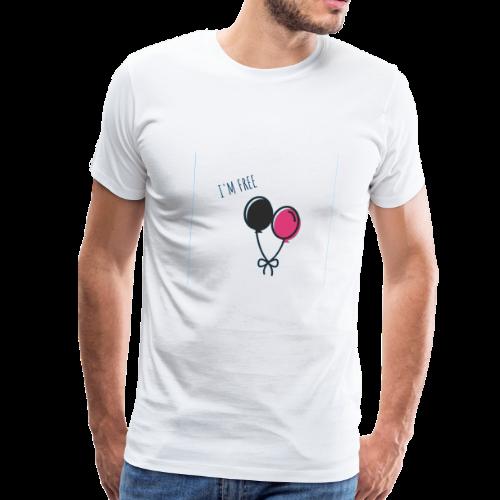 Free! - Men's Premium T-Shirt