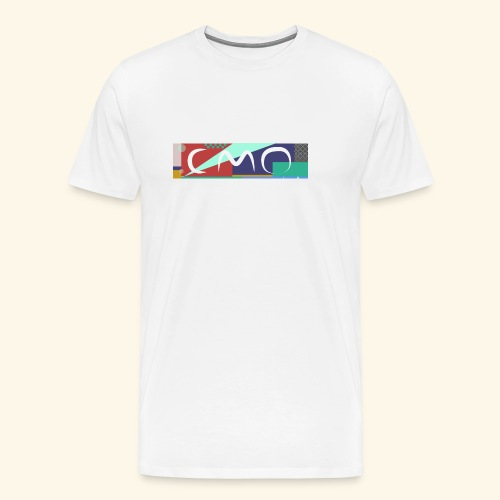 cmologo - Men's Premium T-Shirt